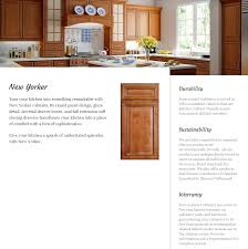 New Yorker Kitchen Cabinets Roman Woodworking Forevermark Cabinetry