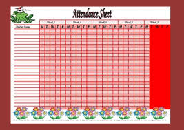 attandence sheet teacher attendance sheets rome fontanacountryinn com