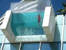 glass bottom pool houston cnn