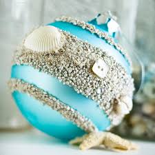 beach inspired ornament
