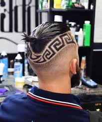 Hair Patterns Mesmerizing 48 Creative Hair Designs For Men MenHairstylist