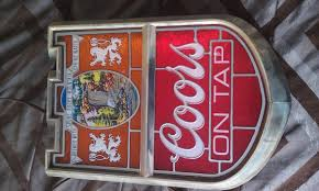 Coors Light Light Up Sign Vintage Coors Beer Light Up Sign Collectors Weekly