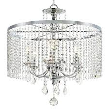 interior elegant drum chandelier with crystals chandeliers lighting the home depot in crystal decorating wall light