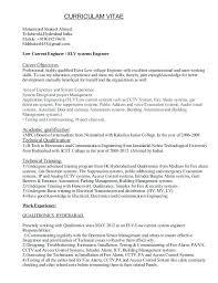 Network Design Engineer Resume Best Of Systems Engineering Resume