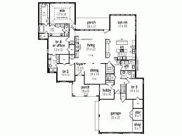 4 bedroom rambler floor plans rambler with bonus room house plans home design and style