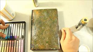 DIY Unique Book Cover (Slightly Creepy) - YouTube