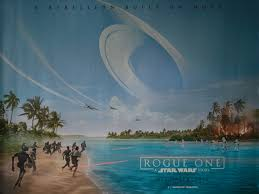 star wars rogue one poster.  One Inside Star Wars Rogue One Poster