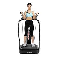3D Whole Body Vibration Machine <b>Exercise</b> Platform Massager ...
