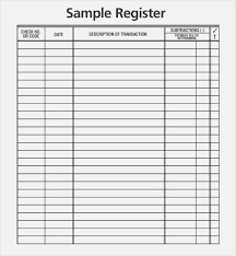 Checkbook Ledger App Top 42 Sweet Printable Check Register Front And Back Nayb