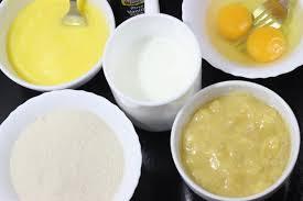 banana cake recipe how to make easy banana cake recipe soft ingredients at room temp for banana cake recipe