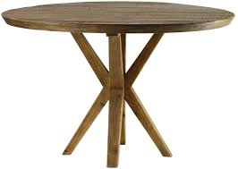 create warm dining setting with rustic round dining room tables gorgeous home furniture design idea