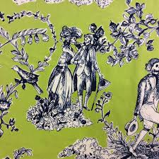 Day of the Dead Toile Lime Green Skeleton Toile Day Of The Dead ... & Day of the Dead Toile Lime Green Skeleton Toile Day Of The Dead Quilt  Cotton Quilting Fabric AH143 Adamdwight.com