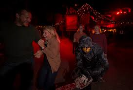 busch gardens howl o scream theme park