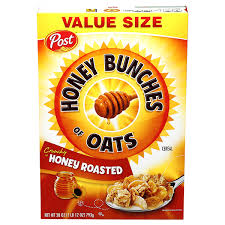 honey bunches of oats honey roasted 28 oz