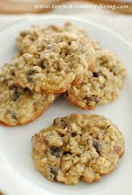 oatmeal raisin pecan cookies mmm good