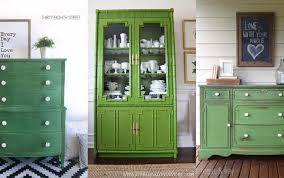 green painted furniture. Green Painted Furniture L