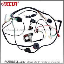 stator wiring diagram & 110 atv wiring schematics wiring diagram taotao 110cc atv wiring diagram at 110cc Atv Wiring Schematic
