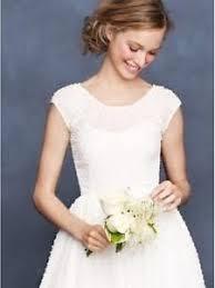 j crew wedding. Jcrew Carenna ColumnSheath Ivory Swiss Dot Wedding Dress with