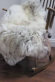 architecture rare breed sheepskin rug by the forest co com in sheep skin design 9 grey