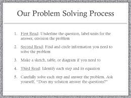 multi step problem solving worksheets