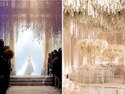 hanging crystals for wedding centerpieces. hanging crystals for a royal wedding centerpieces