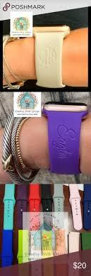 Personalized <b>Silicone</b> Samsung Watch <b>Bands</b> | Watch <b>bands</b> ...