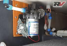 shurflo rv water pump install tech install rv magazine prevnext