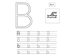 Free ABC Worksheets for Pre-K   Loving Printable