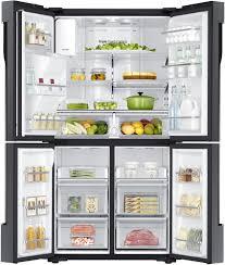samsung refrigerator 4 door. samsung rf23j9011sg - 22.5 cu. ft. refrigerator 4 door