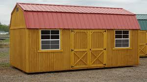 add a le sles of our wood storage buildings
