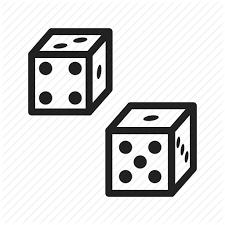 Probability Analysis Chart Math Symbols Linear Black By Iconbaandar Team