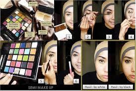 wardah tutorial make up efek penggunakan scotch jpg my semi make up