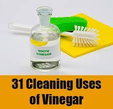 31 Cleaning Uses Of Vinegar