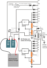 transformerless ups circuit for computers cpu lovely ups wiring inverter connection diagram for house pdf at Ups Wiring Diagram