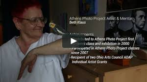 Beth Klaus Photographing Characters on Vimeo