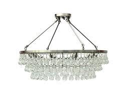 crystal drop chandelier crystal drop rectangular