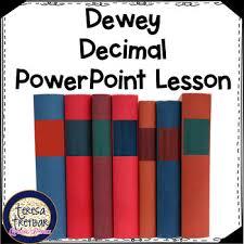 Dewey Decimal Chart Worksheets Teaching Resources Tpt