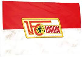 Der 1.fc union berlin aus dem berliner ortsteil köpenick wurde 1966 gegründet, basiert jedoch auf dem bereits 1906 entstandenen f. 1 Fc Union Berlin Fahne Zimmerfahne Logo Amazon De Sport Freizeit