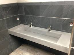 compliant bathroom sink designs and ideas inside plan ada vanity height concrete contemporary for