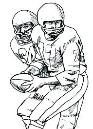 Coloring Pages Football Dolphins Football Coloring Pages At Getdrawings Com Free For