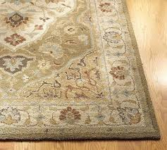 new pottery barn handmade persian hayden area rug 5x8 inside rugs idea 15