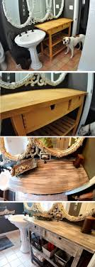 old furniture makeover. Recycle Old Ikea Furniture Into Custom Shabby Chic Pieces. Makeover