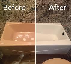 enchanting porcelain tub reglazing sketch bathroom with bathtub
