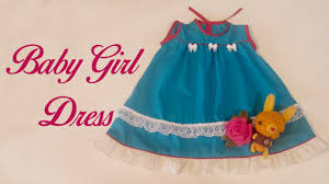 Baby Girl Dress Pattern Simple Decoration
