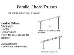 parallel trusses