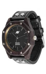 "Октагон (Черное дере <b>AA</b> Wooden <b>Watches</b> ""Octagon"" российские ..."