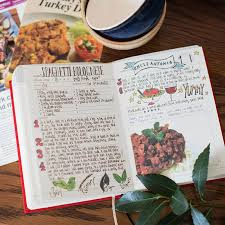 How To Make A Recipe Book My Family Cookbook Archive Generations Of Kitchen Secrets With This Create Your Own Recipe Book A Tasty Keepsake With Room For Over 80 Recipes