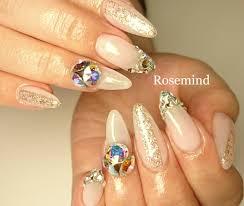 スカルプネイル 春ネイル Nail Salon Rosemind