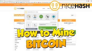 NiceHash Miner 2.0.2.5 fácil de usar CPU y GPU Miner
