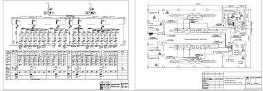 Курсовые и дипломные проекты по электроснабжению Чертежи РУ Курсовой проект Электроснабжение комплекса по производству томатного сока